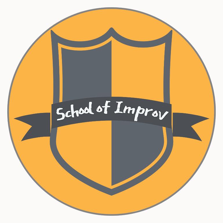 School of Improv Logo